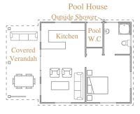 LIKE THIS POOL HOUSE PLAN | OUT HOUSE | Pinterest | Pool ...