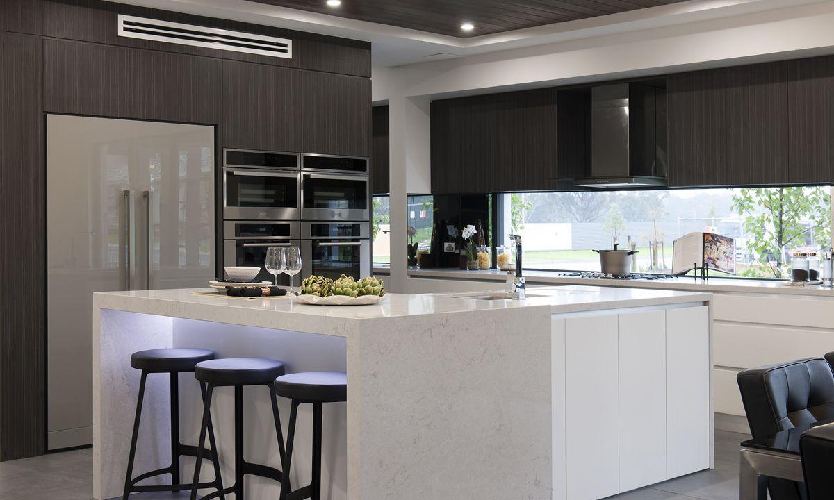 Home Designs Manhattan Wisdom Homes New Build Interior