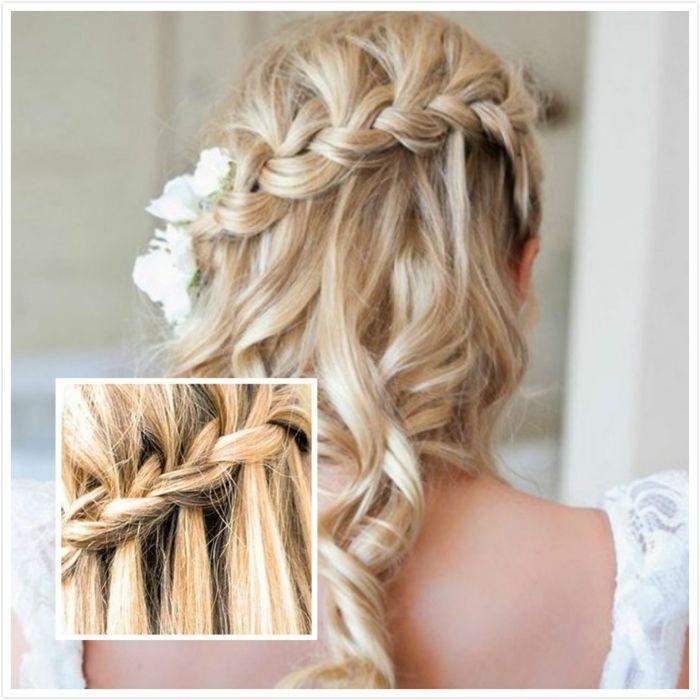 Mittelalterliche Frisuren Selber Machen Für Die Hochzeit In Detail