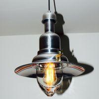 IKEA Ottava lamp with Edison bulb | Kitchen | Pinterest ...