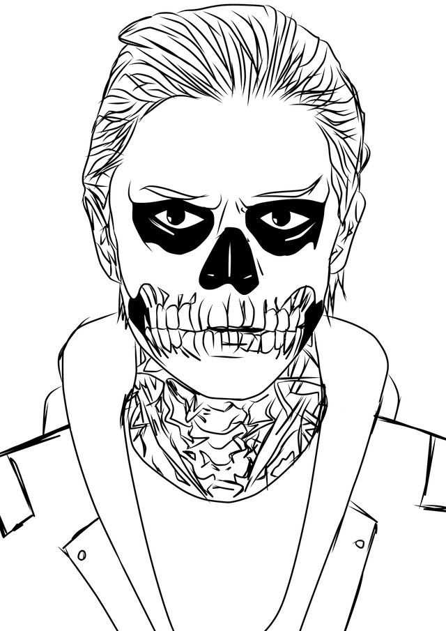 american horror story  colouring book of horror & scifi