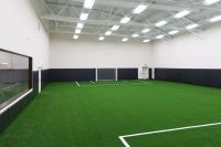 Check out our indoor soccer field | Our Facility ...