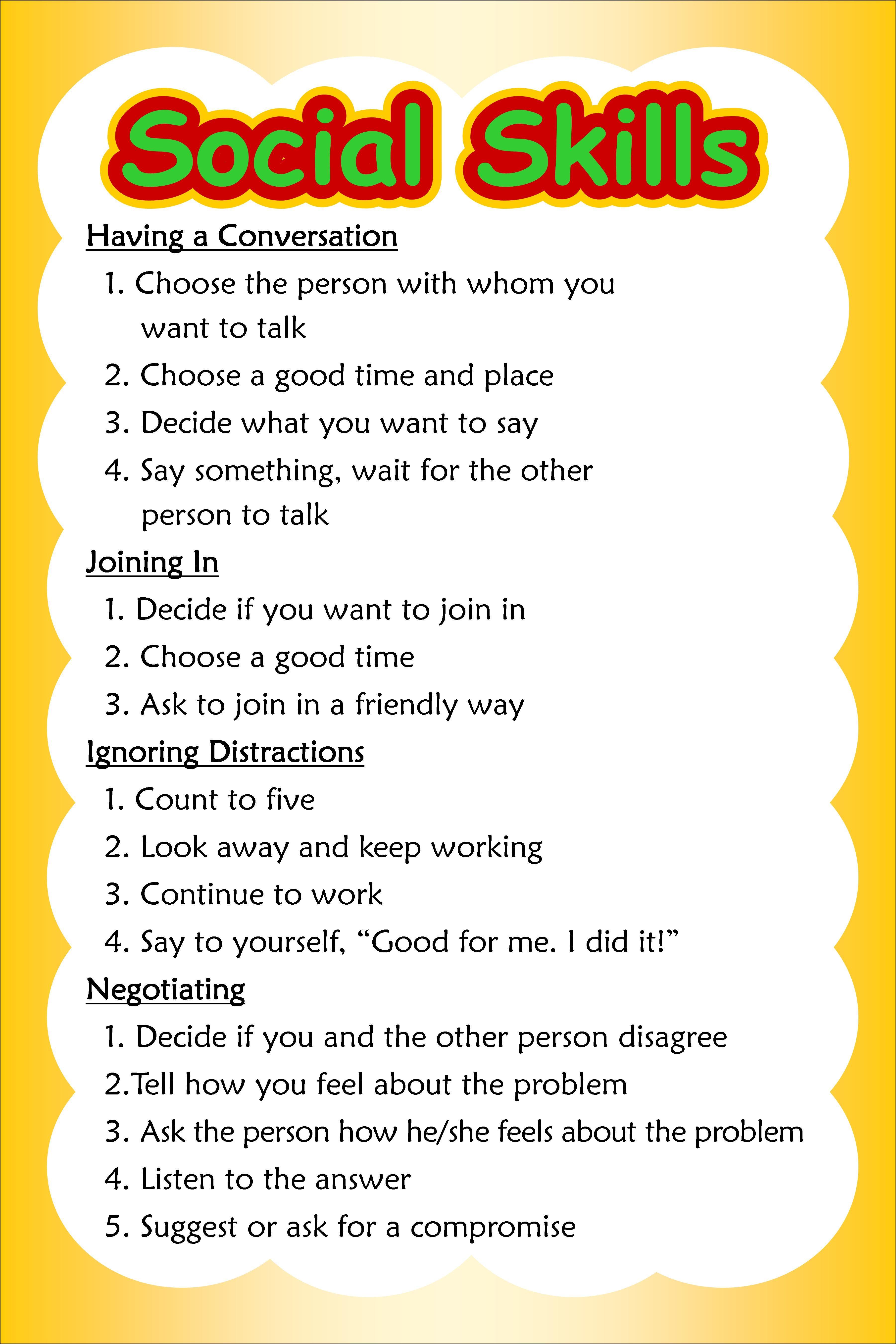 Assertiveness Skills Worksheet