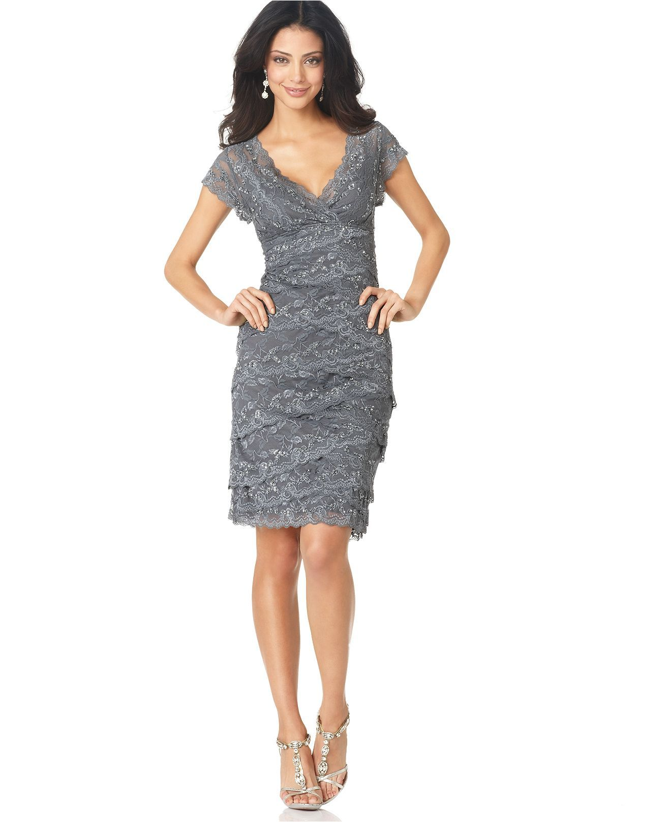 33598a7163a8 Mother Of The Bride Dresses Macys