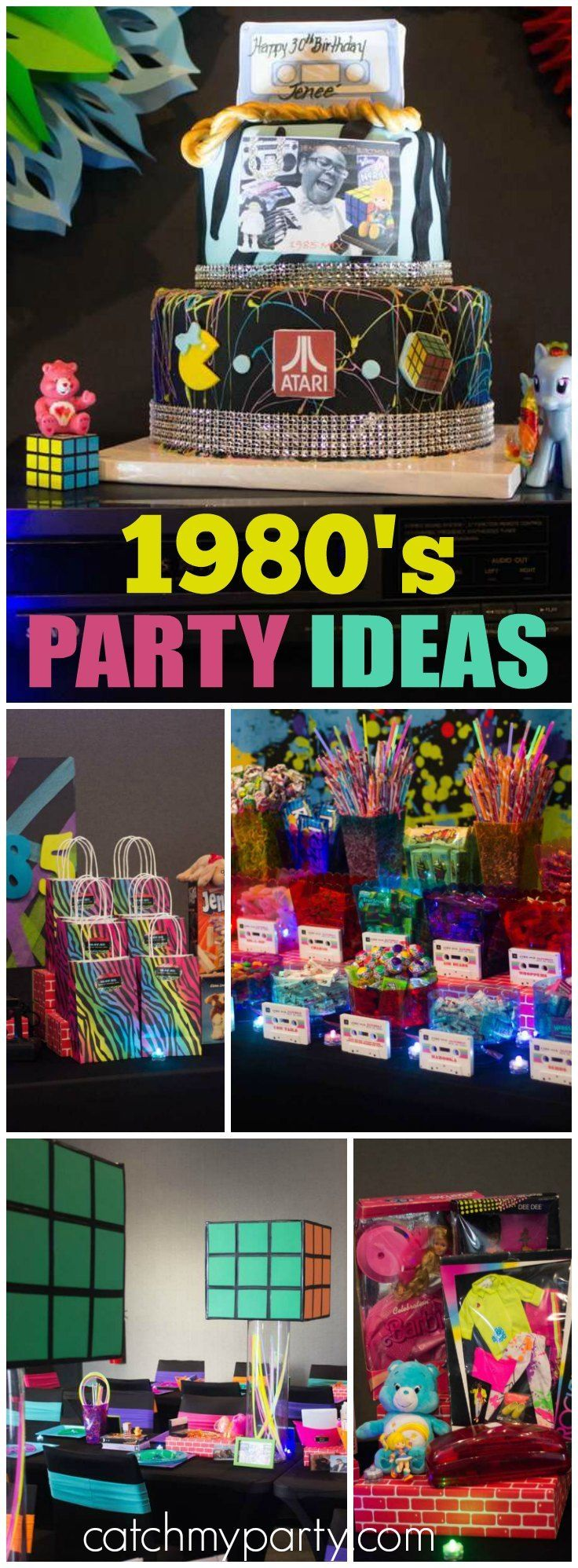 Best 25 30th Birthday Party Themes Ideas On Pinterest 21st