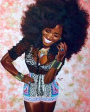 natural hair art quotes