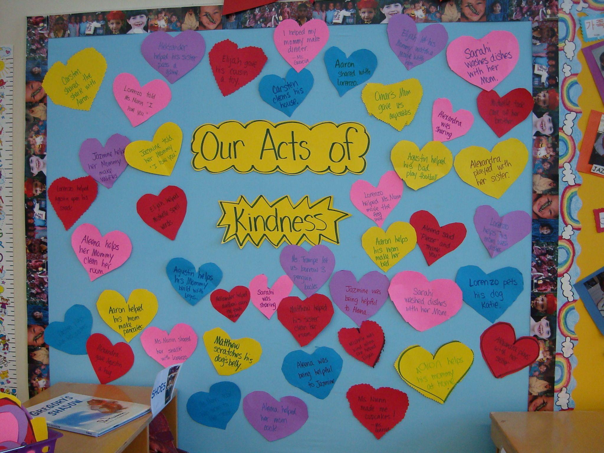 Anti Bully Bulletin Board