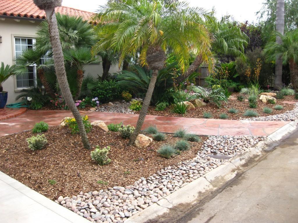 Desert Garden Ideas Beautiful Backyard Garden Decor Ideas