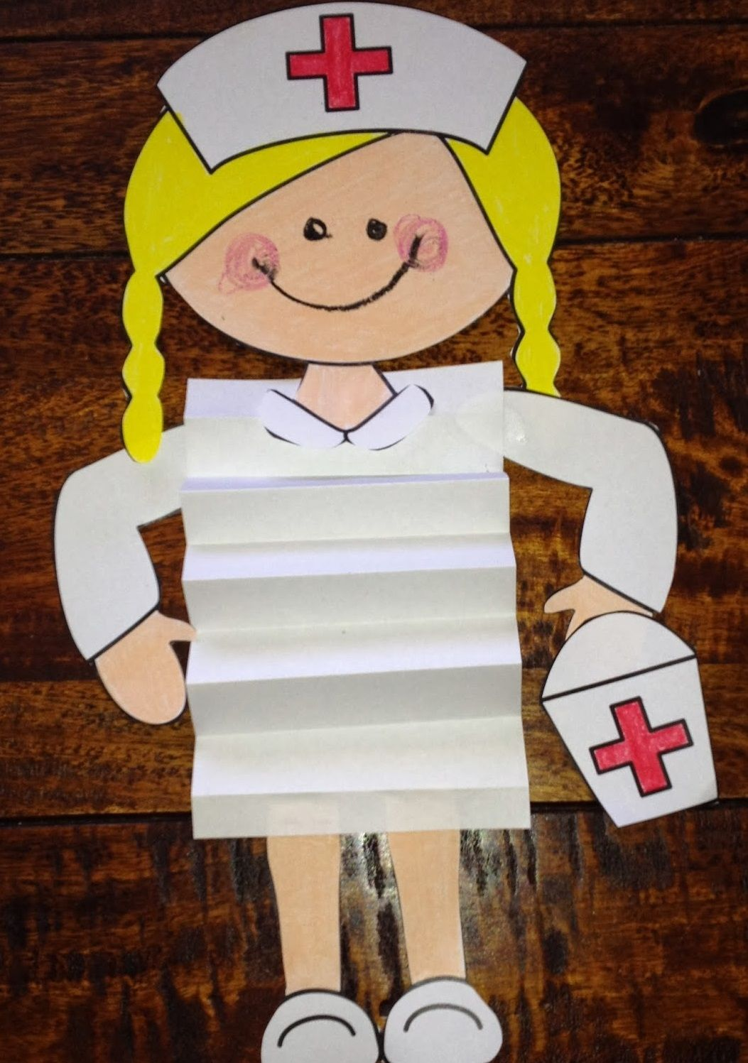 Nurse Crafts For Preschool
