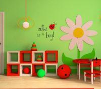 Ladybug Lady Bug Wall Decal Cute As A Bug by ...