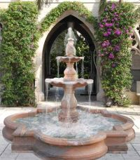 Water Fountains, Front Yard and Backyard Designs | Garden ...