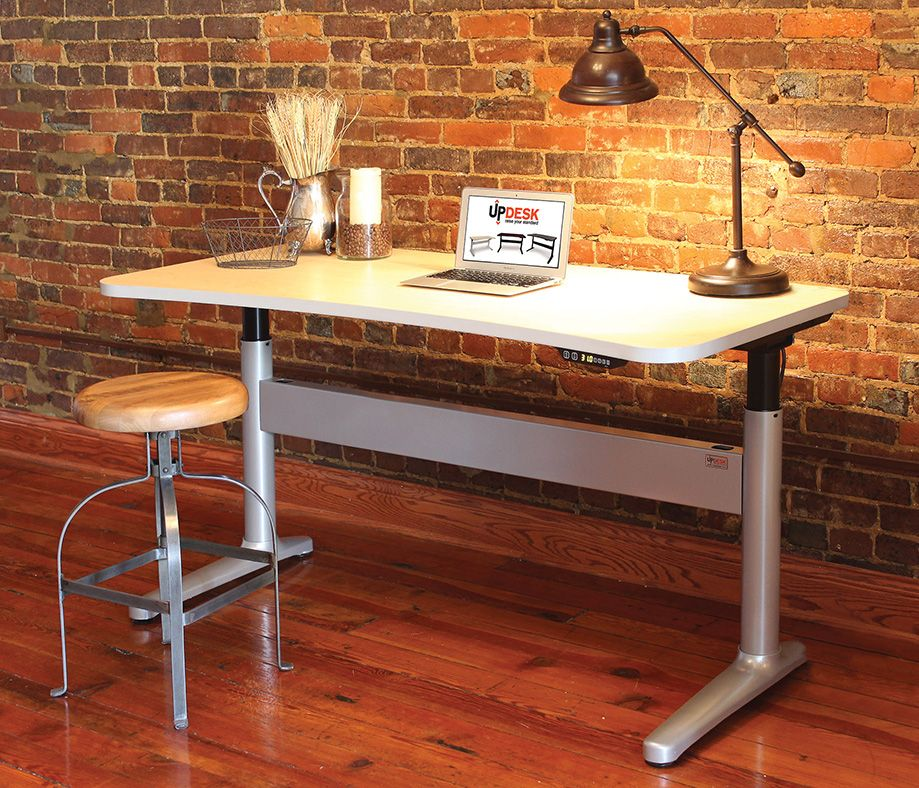 UpDesk  Ergonomic Height Adjustable Stand Up Desk