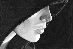 darkness pencil easy drawings wonder between drawing sketches simple cool deviantart