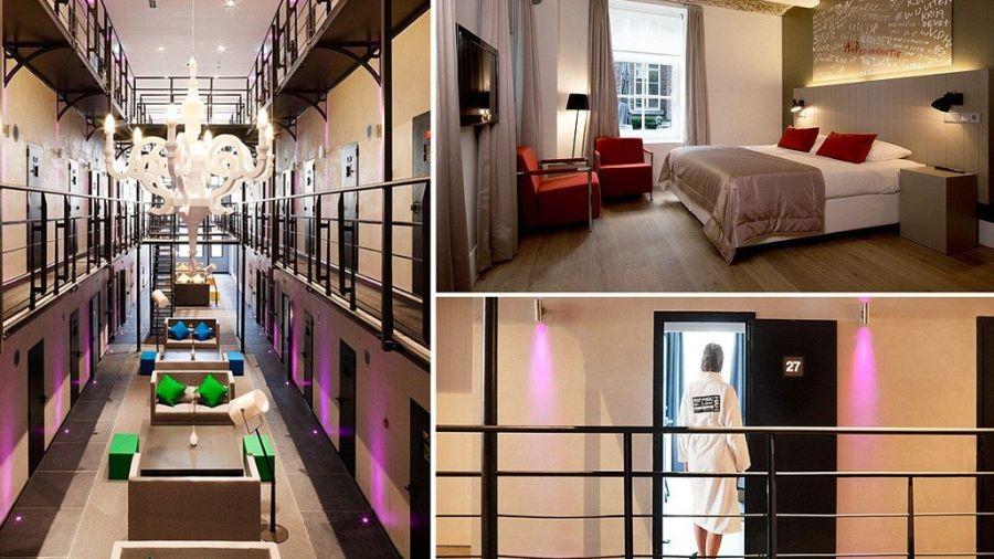 6.- El Het Arresthuis en Roermond, los Países Bajos