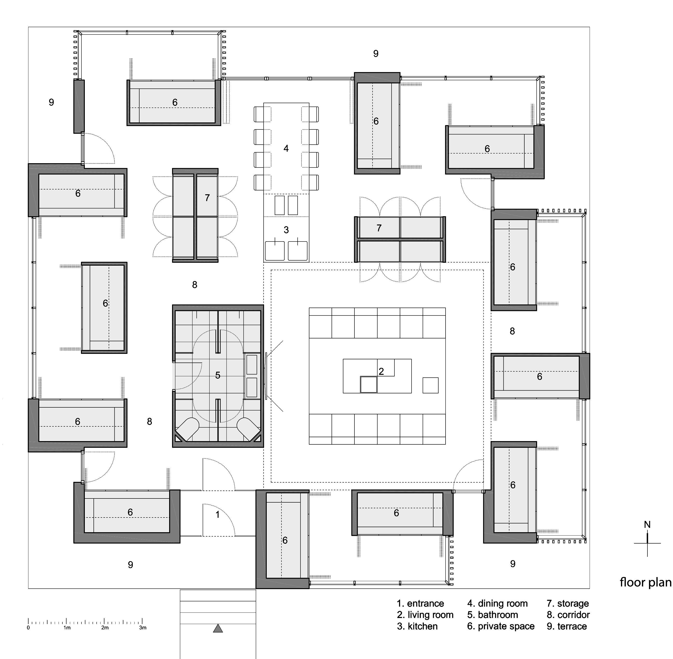 Co Living House Studio Alfirevi Or E Alfirevi Sanja