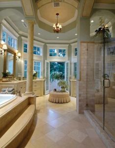 Awesome bathrooms and showers most beautiful houses in the world also pin by angelica gomez on furniture home pinterest nice rh