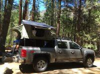 Beast-Rack Build for my Chevy Silverado 1500 Z71 and Tepui ...