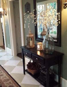 editorial worthy entry table ideas designed with every style also rh pinterest