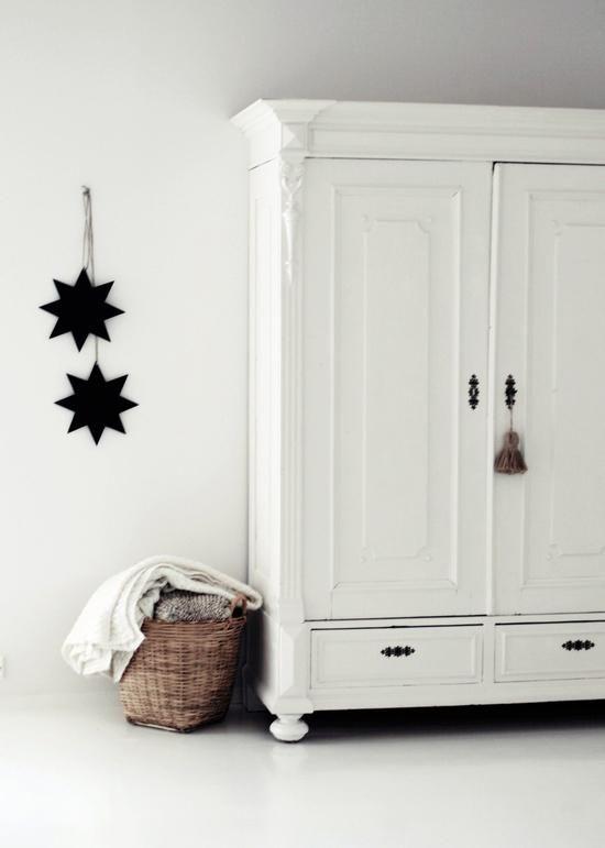 trs  armarios vintage  Armario Dormitorio y Decoracin