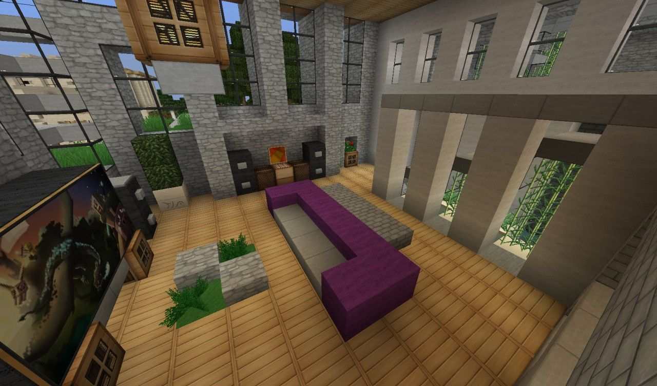 Living Room Furniture Ideas For Minecraft Cool Bedroom Ideas For