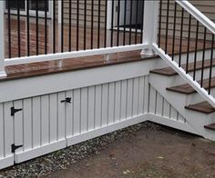 DIY How To Install Deck Skirting And Fascia This Is A Great