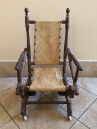 Antique Victorian Rocking Chair | Antique Furniture