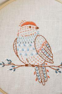 Bird hand embroidery patterns, bird embroidery design ...
