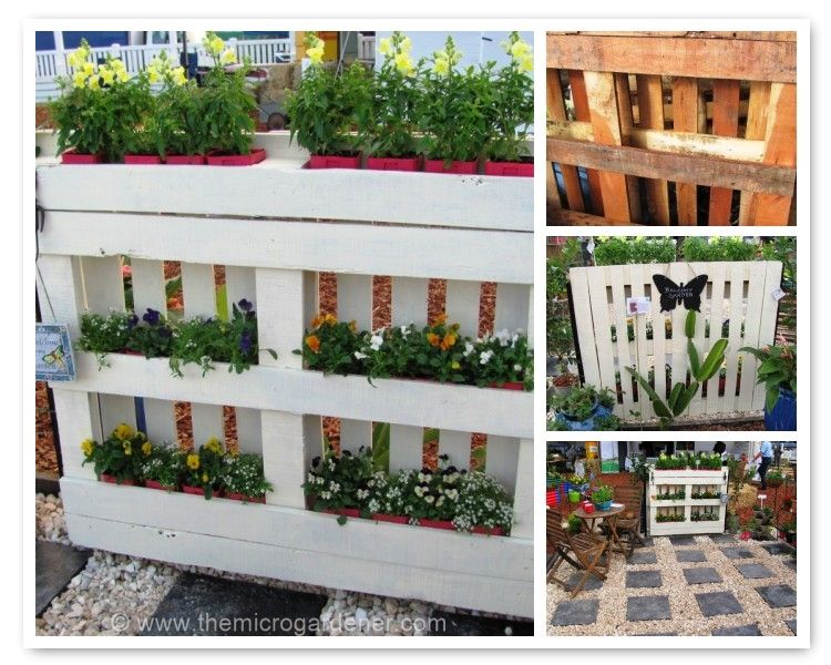 DIY Pallet Planter A Tutorial With Easy To Follow Instructions