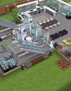 House ground level sims simsfreeplay simshousedesign also rh pinterest