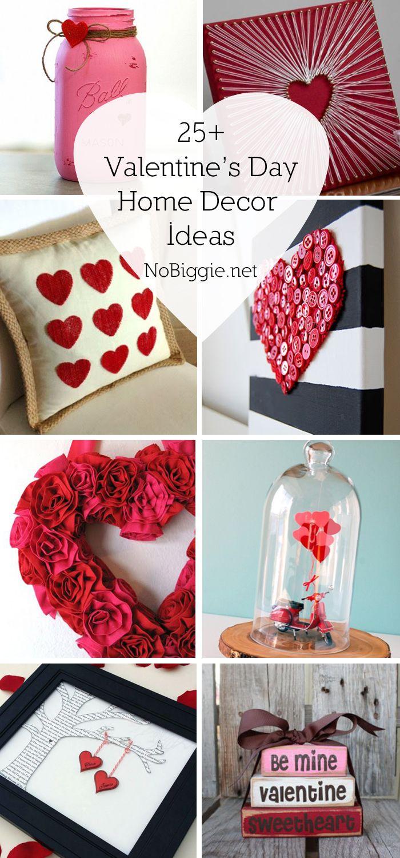 25 Valentines Day Home Decor Ideas NoBiggie Net Diy Crafts