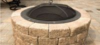 Portable Fire Pit Lowes. Trend Patio Swing With Canopy ...