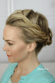 frozen elsa coronation hairstyle
