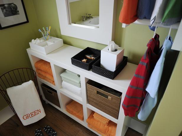 Best 25+ Small Bathroom Storage Ideas On Pinterest