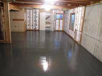 glossy grey basement floor paint glossy dark grey basement ...