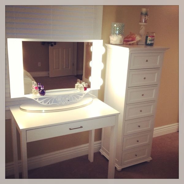 Makeup Vanity Ideas Vanities