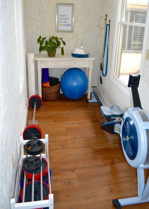 Small Space Exercise Room Ideas Exercise Rooms Small Spaces And Room Ideas