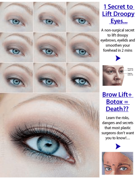 Click Image For More Details About Beauty Light Blue Eyes Makeup Tutorial