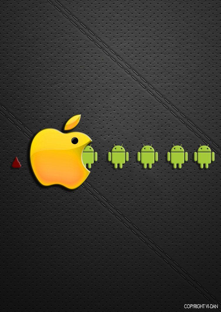 old school apple logo | android (vs. apple) | pinterest | apple logo