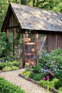Backyard Chicken Coops | Backyard chicken coops, Backyard ...