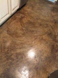 1000+ ideas about Stained Concrete on Pinterest | Concrete ...