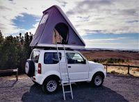 Suzuki Jimny Roof Tent - Camping Iceland | suzuki ...