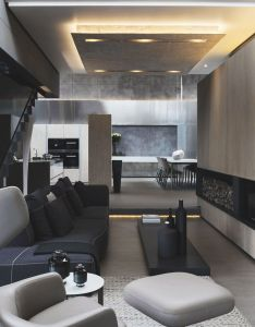 Located within the leafy suburb of athol johannesburg stands latest contemporary stunner from nico van der meulen architects also pin by remus si daniela tamasan on home for pinterest open plan rh