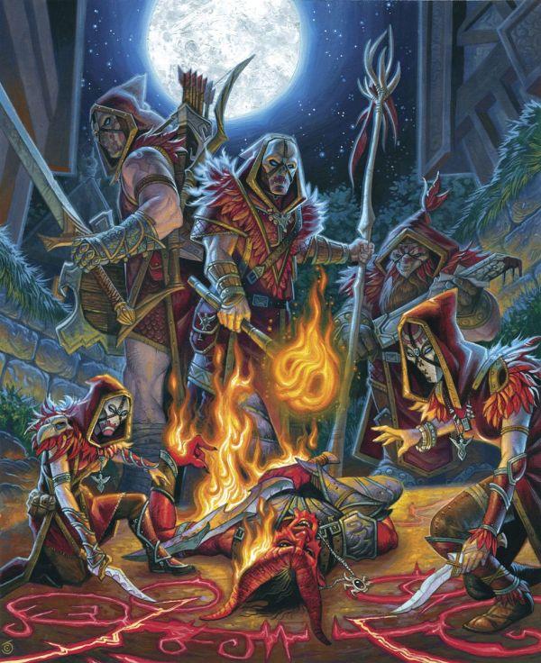 Dungeons and Dragons Magazine