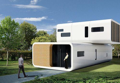 Coodo Modular Residential Building Future Design Future Homes