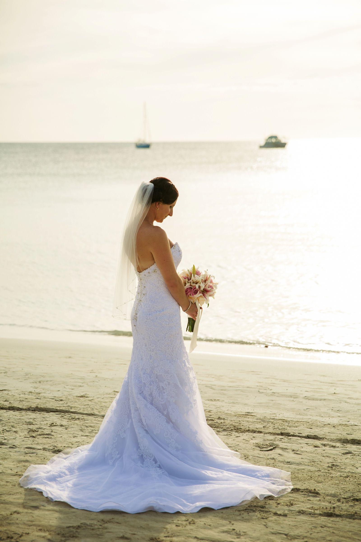 Stunning Real Wedding at Sandals Negril Jamaica Destination