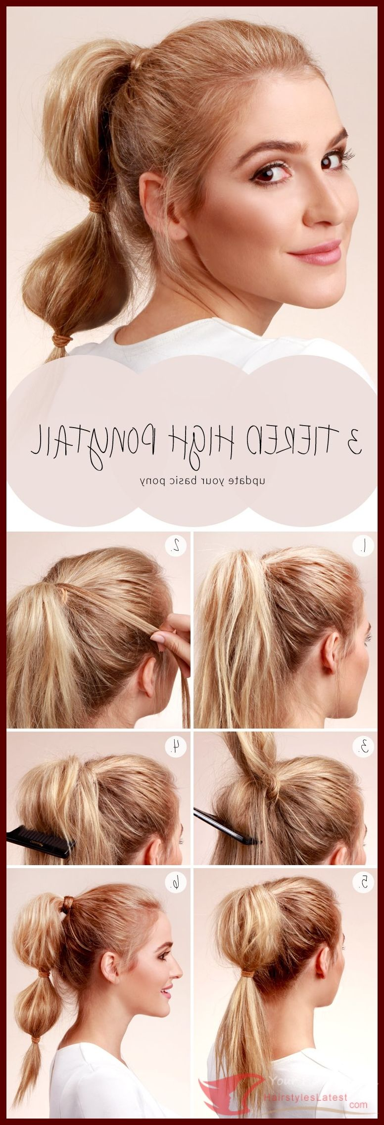 Learn To Make New Hairstyles  Hair