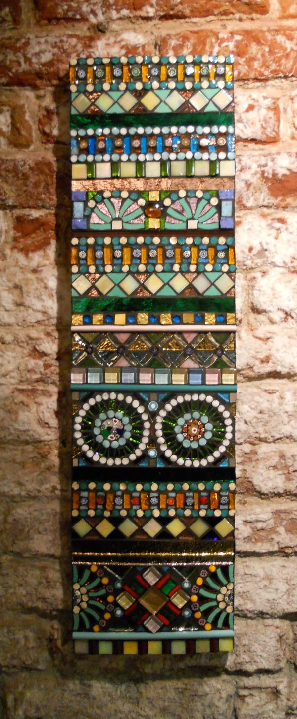 Glass Mosaic Tile Projects