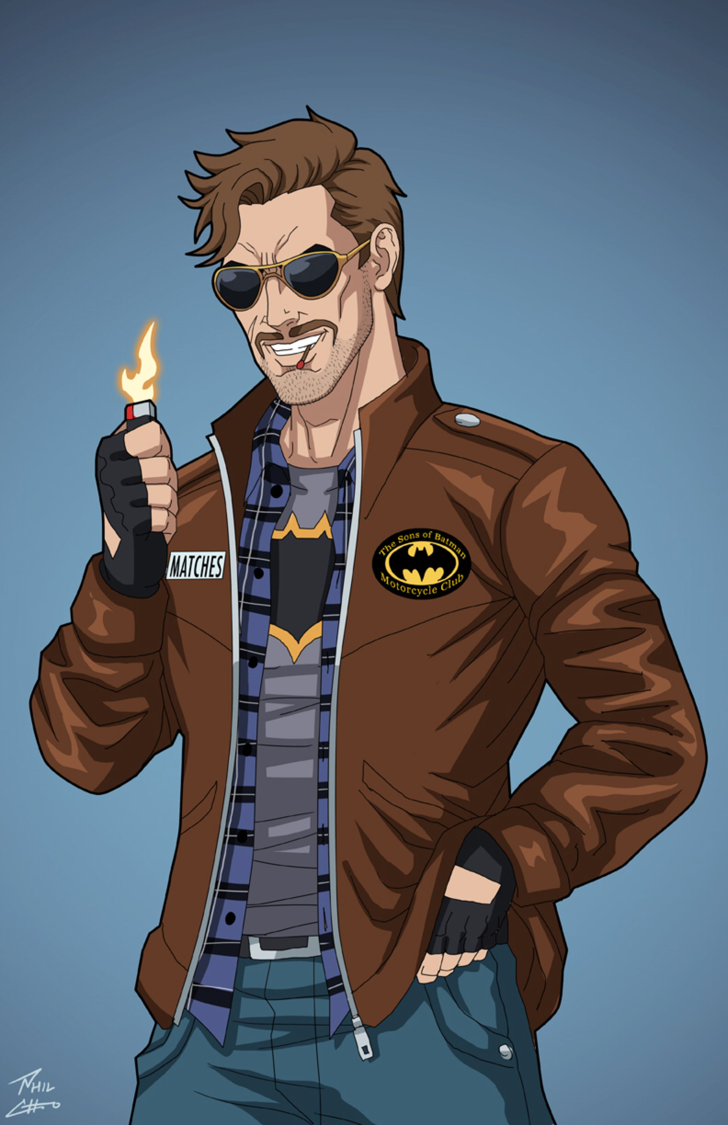 matches malone (earth-27) | dc/marvel & others | pinterest | art