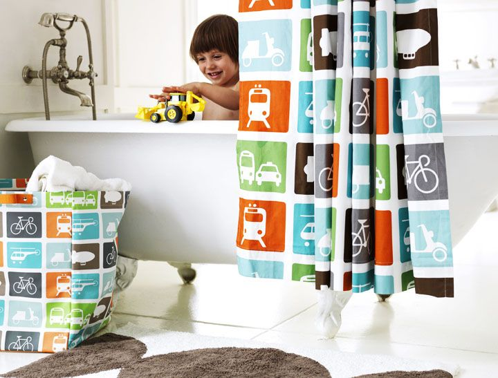 Teen Boy Shower Curtains BestCurtains