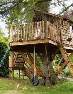 Treehouse addition ideas also pinterest tree houses play rh